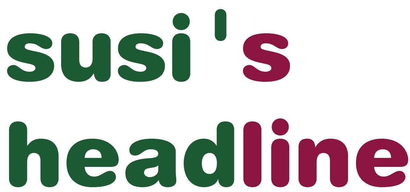 Susi's headline